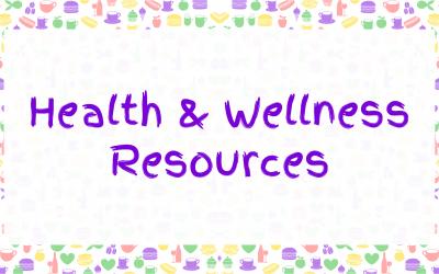 Health & Wellness Resources